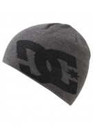 DC Big Star - Heather Grey/Black - Men's Beanie