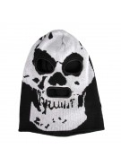 Von Zipper Skull-iosis - Black - Facewrap