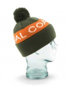 Coal Team - One Size Fits All - Green - Beanie