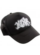 Kink Scribe - Men's Hat - Black/Black
