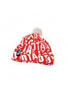 DTA Slapsy Men's - White / Red - Beanie
