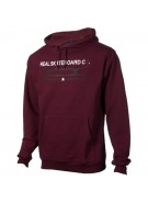 Real Since Day One - Maroon - Men's Sweatshirt