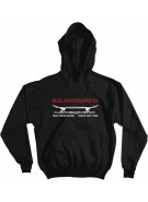 Real Since Day One - Black - Men's Sweatshirt