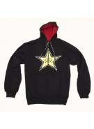Metal Mulisha Rockstar Night Rock - Black - Sweatshirt