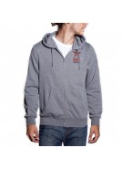 Obey OG Star - Heather Grey - Men's Sweatshirt