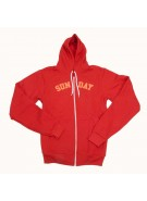 Sunday Collegiate - Red - Men's Sweatshirt