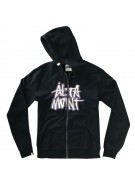 Altamont Unscribble - Men's Sweatshirt - Black - X Large