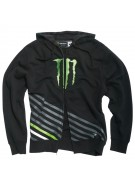 Monster Vertical - Black - Sweatshirt