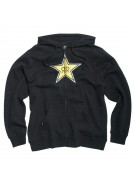 Rockstar Writing On The Wall - Men's Sweatshirt - Black - Small