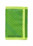 DC Ripstop 5 - Fluorescent Green - Men's Wallet