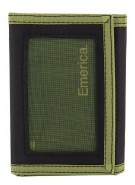 Emerica Division - Wallet - Black / Green