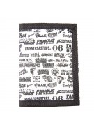 Famous Stars and Straps Big Branded - Men's Wallet - White