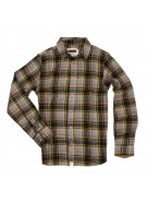 Altamont Burnnout - Grey - Men's Collared Shirt