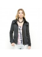 Roxy Rhubarb Crumble - Black - Women's Jacket - Small