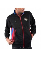 LRG Alpine High Track - Men's Jacket - Black
