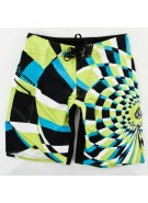 Volcom Dingo 2 Mod - Lime - Men's Bathing Suits - Size 30