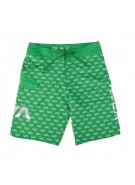 RVCA VA Tri Bar - Green - Men's Bathing Suits