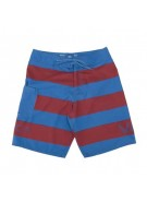 RVCA Buster Grill - Blue - Men's Bathing Suits
