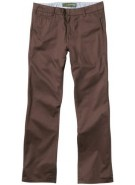 Enjoi Fumigation Station Pant - Brown - Mens Pants