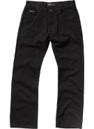 Etnies Taylor Team Relaxed - Black - Men's Pants - Size 34x32