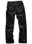 KR3W KSlim Cords - Youth Pants - Black - Y22