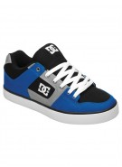DC Pure TX - Royal Blue/Armor - Men's Shoes