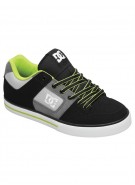 DC Pure - Black/Battleship/Lime - Men's Shoes