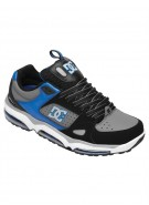 DC Versaflex 2 - Black/Royal/Battleship - Men's Shoes