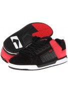 Globe Liberty - Black/Red - Skateboard Shoes