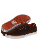 DVS Daewon 12'er - Brown Suede - Skateboard Shoes