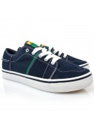 I Path Alfaro - Men's Shoes  Blue / Suede / Hemp
