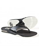 Reef Fanning - Men's Sandals - Dark Brown / Tan