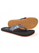 Reef HT - Men's Sandals - Black / Charcoal