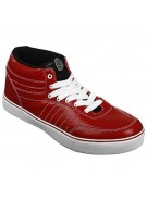 Lotek Coastal - Red - Skateboard Shoes