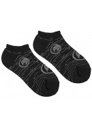 Shadow Conspiricy - Static Hidden - Men's Socks - Black / Grey