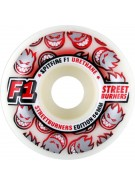 Spitfire Wheels F1 Streetburners - 54mm - Skateboard Wheels