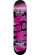 Blind Horror OG - Black/Pink - 7.5 - Complete Skateboard