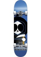 Blind Classic Kenny Soft Top Micro - Blue - 6.75 - Youth Complete Skateboard