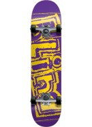 Blind Ransom Complete - 7.4 - Purple/Gold - Complete Skateboard