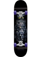 Speed Demons Star Cat - Black - 7.9 - Complete Skateboard