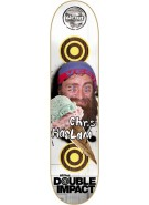 Almost Double DI - Chris Haslam - 8.0 - Skateboard Deck