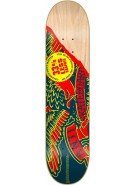 Anti-Hero Less Graphic PP LG - Green - 8.12 - Skateboard Deck