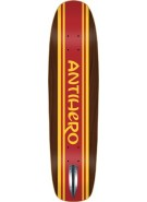 Anti-Hero Skate Ski Cruiser - 7.65 - Red - Skateboard Deck
