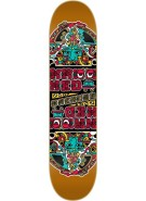Krooked Dan Drehobl Mystik - 8.25 - Brown - Skateboard Deck