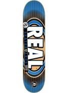 Real Renewal III Sm - Blue - 7.56 - Skateboard Deck