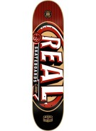 Real Renewal MVP PP LG - 8.06 - Red - Skateboard Deck