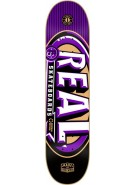 Real Renewal MVP PP XLG - 8.25 - Purple - Skateboard Deck