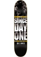 Real Since Day One Up In Smoke - 8.12x32 - Black - Skateboard Deck