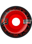 Spitfire F1 Streetburners Emburns Infernos - 54mm - Skateboard Wheels