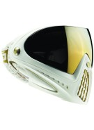 Dye 2009 09 Invision Goggle I4 Pro Mask Collector's Edition - White/Gold